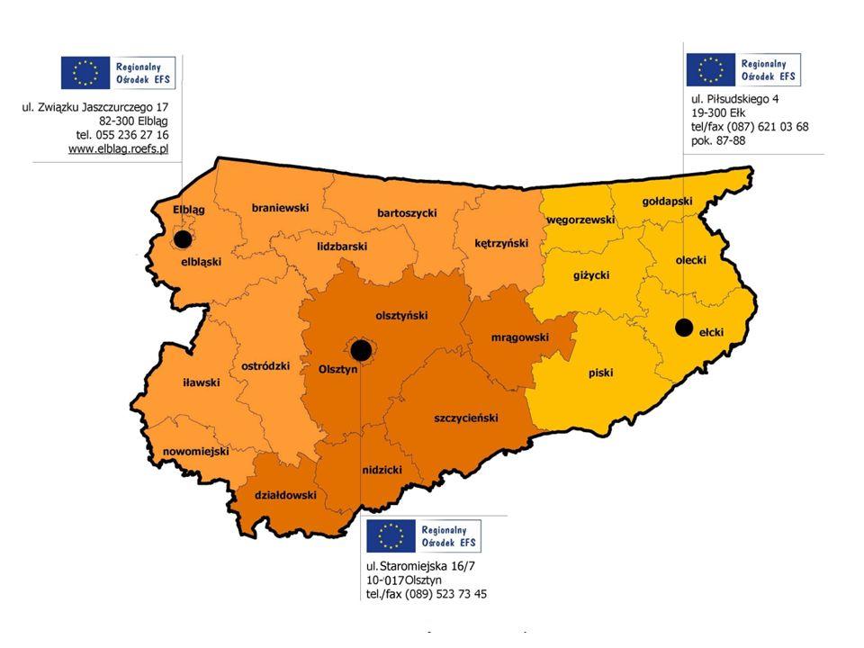 www.olsztyn.roEFS.pl Regionalny Ośrodek EFS w Ełku 19-300 Ełk, ul.