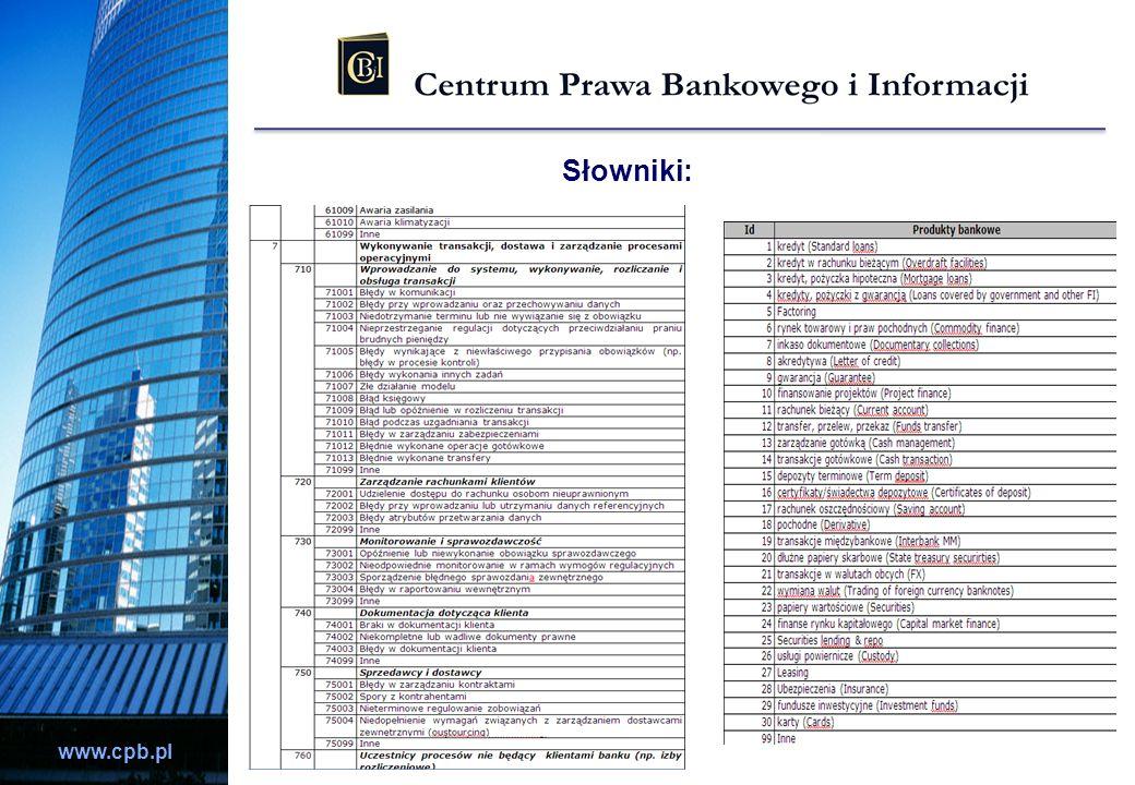 www.cpb.pl Słowniki: