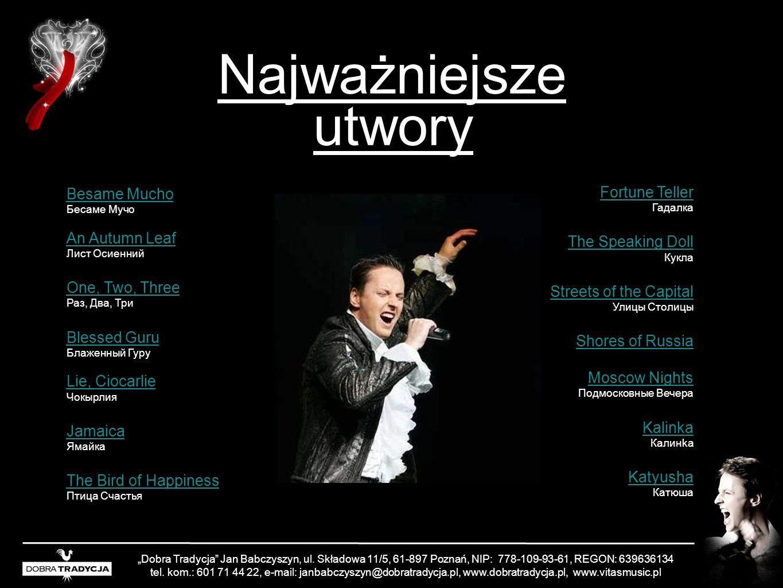 Dobra Tradycja ul.