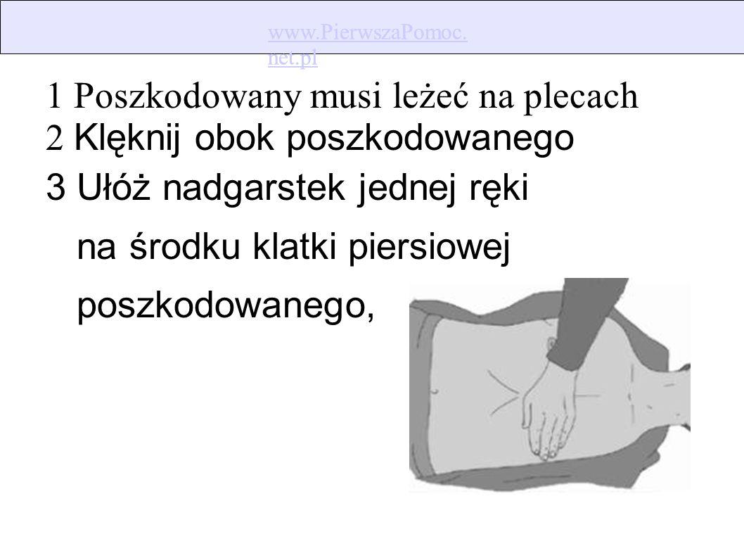 www.PierwszaPomoc. net.pl www.PierwszaPomoc. net.pl To NIE KONIEC!!.