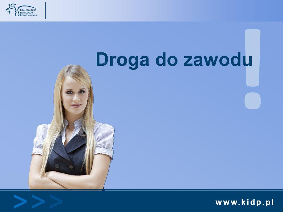 www.kidp.pl >>>>>> ! Droga do zawodu