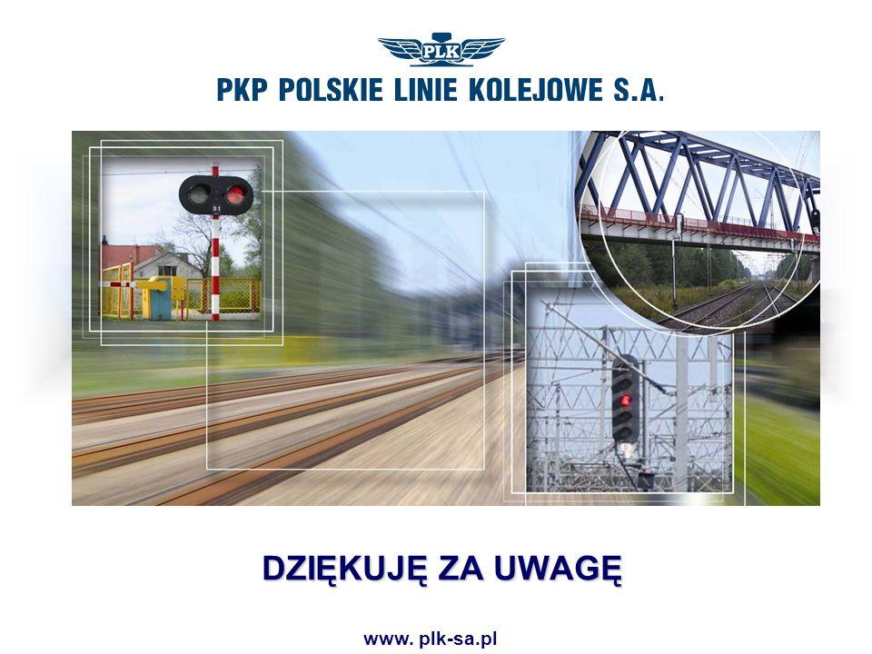 www. plk-sa.pl DZIĘKUJĘ ZA UWAGĘ
