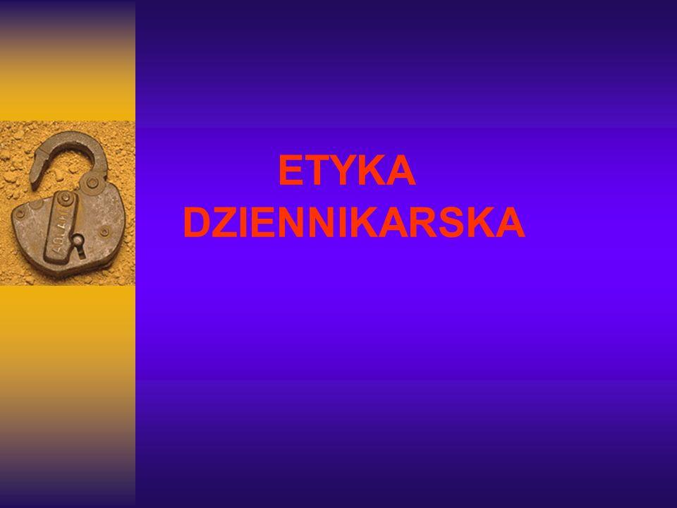 ETYKA- nauka o moralności kilka słów definicji: * jest to ogół ocen i norm moralnych w danej epoce i zbiorowości społecznej lub konkretny ich system, tj.