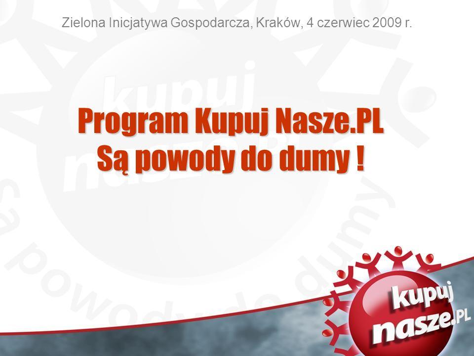 Do kampanii zapraszamy polskich producentów i usługodawców.