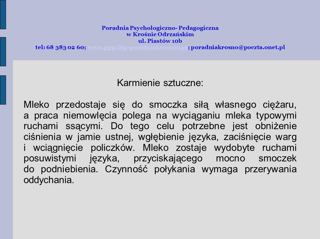 Poradnia Psychologiczno- Pedagogiczna w Krośnie Odrzańskim ul. Piastów 10b tel: 68 383 02 60; www.ppp.bip-poradniakrosnoo.pl; poradniakrosno@poczta.on