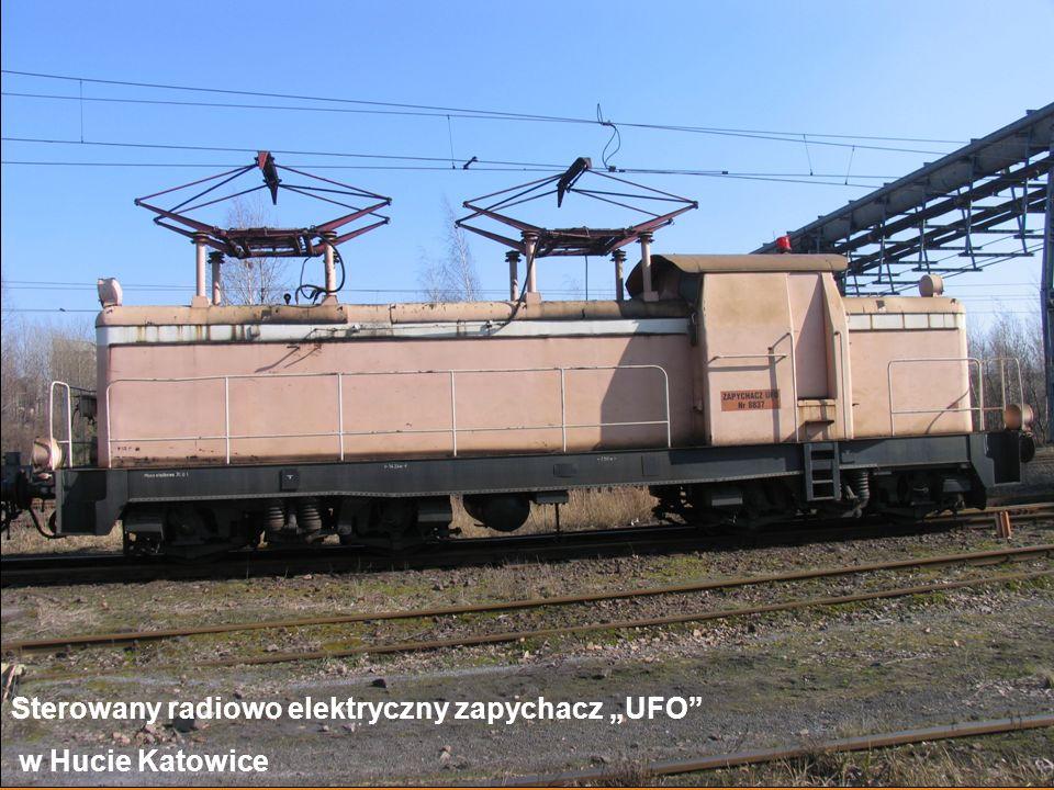 Radioautomatyka Sp. z o.o. ul. Sadowa 18, 05-520 Konstancin – Jeziorna www.radioautomatyka.pl Sterowany radiowo elektryczny zapychacz UFO w Hucie Kato