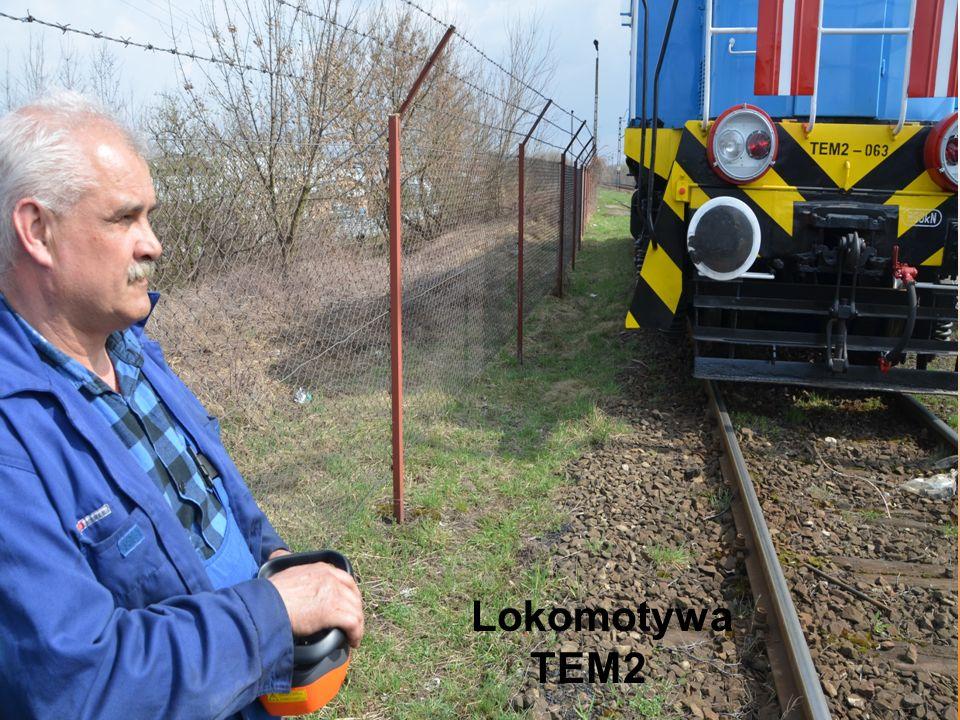 Radioautomatyka Sp. z o.o. ul. Sadowa 18, 05-520 Konstancin – Jeziorna www.radioautomatyka.pl Lokomotywa TEM2