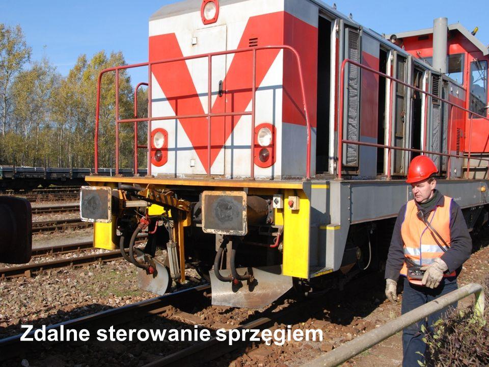 Radioautomatyka Sp. z o.o. ul. Sadowa 18, 05-520 Konstancin – Jeziorna www.radioautomatyka.pl Zdalne sterowanie sprzęgiem
