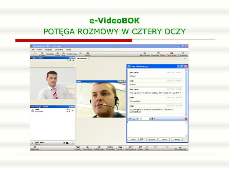 e-VideoBOK POTĘGA ROZMOWY W CZTERY OCZY