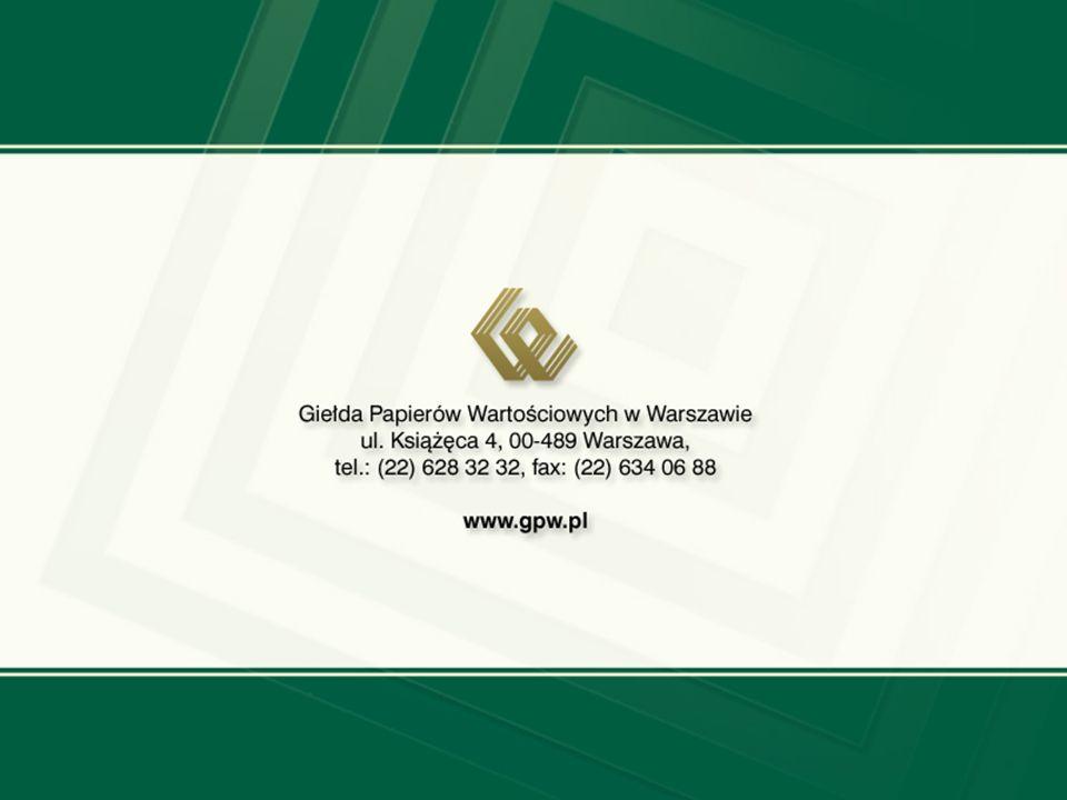 www.gpw.pl 21