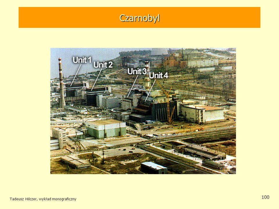 Tadeusz Hilczer, wykład monograficzny 100 Czarnobyl