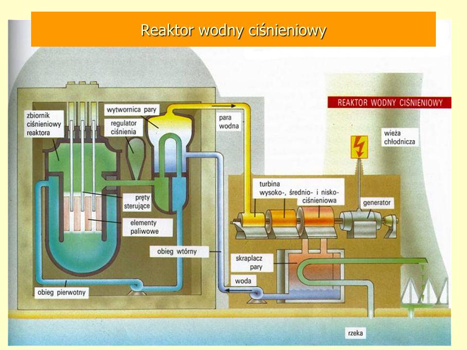 Tadeusz Hilczer, wykład monograficzny 109 Reaktor wodny ciśnieniowy