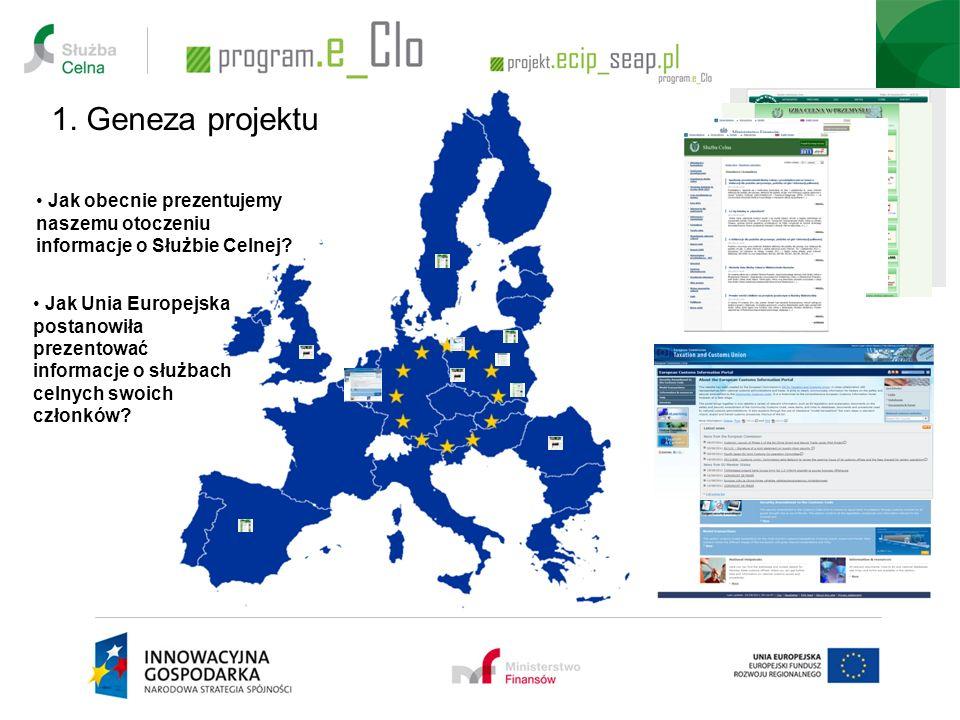 Jak obecnie prezentujemy naszemu otoczeniu informacje o Służbie Celnej? Jak Unia Europejska postanowiła prezentować informacje o służbach celnych swoi