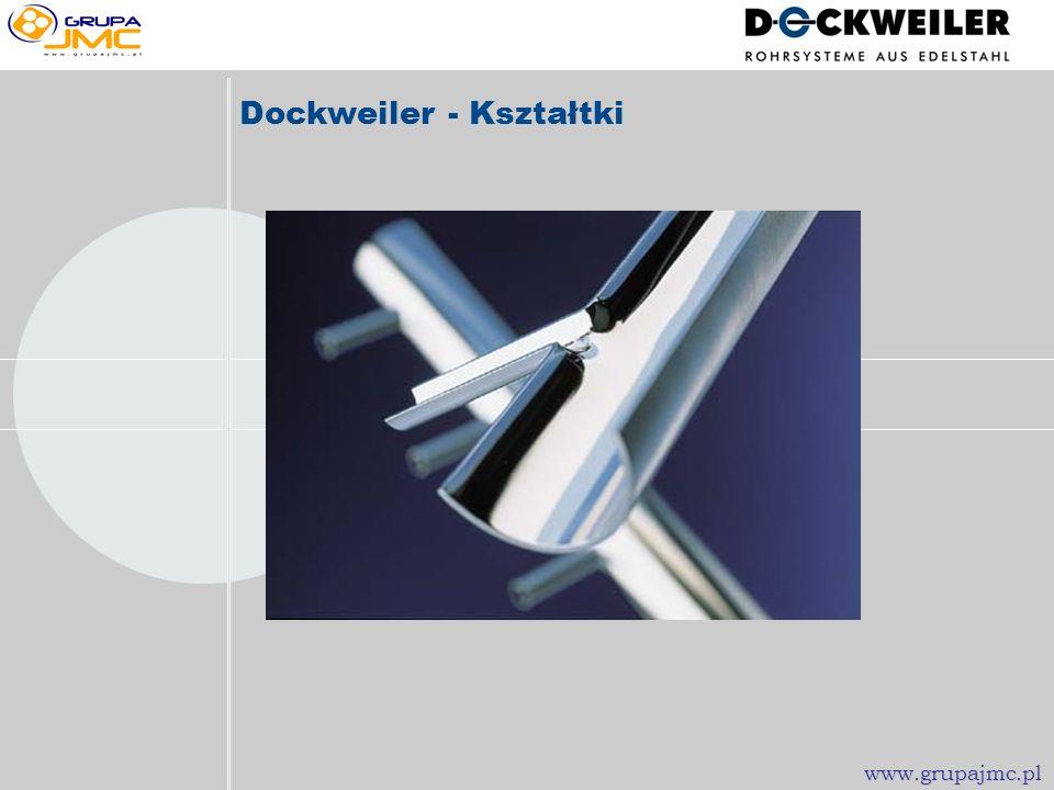 www.grupajmc.pl Dockweiler - Systemy Rurowe Komponenty www.grupajmc.pl