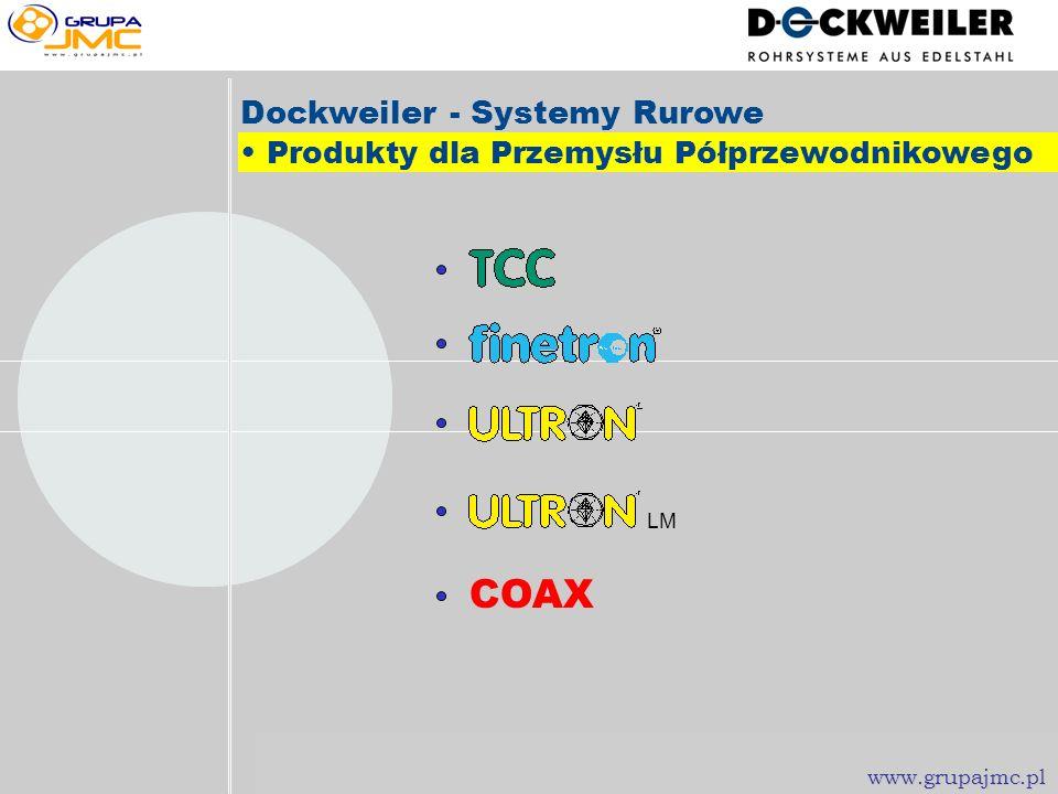 www.grupajmc.pl Dockweiler - Kształtki www.grupajmc.pl