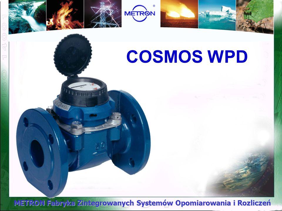 METRON Fabryka Zintegrowanych Systemów Opomiarowania i Rozliczeń COSMOS WPD