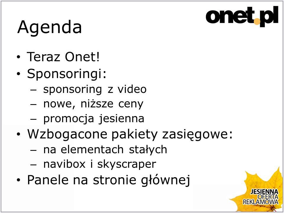 Agenda Teraz Onet.