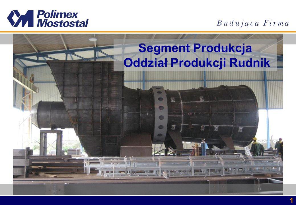 1 Segment Produkcja Oddział Produkcji Rudnik