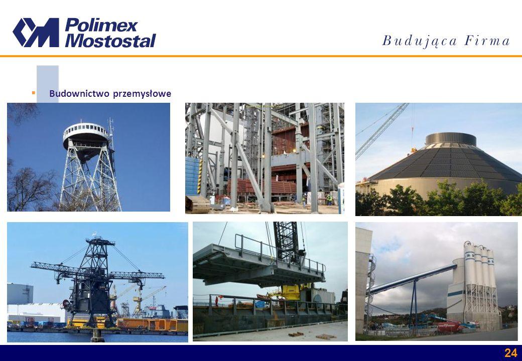 24 Budownictwo przemysłowe