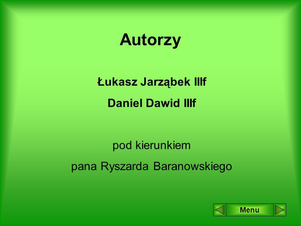 Bibliografia Menu www.sciaga.pl/tekst/51334-52-pismo_techniczne http://www.zspzlockie.muszyna.pl/rysunek_ techniczny/index.html http://gim2.scholaris.