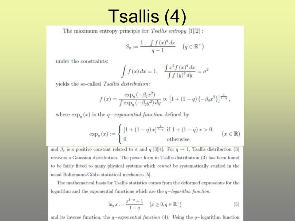 Tsallis (4)