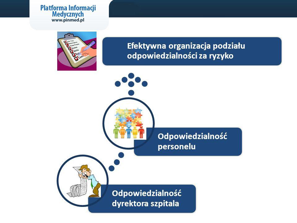 Efektywna organizacja podziału odpowiedzialności za ryzyko
