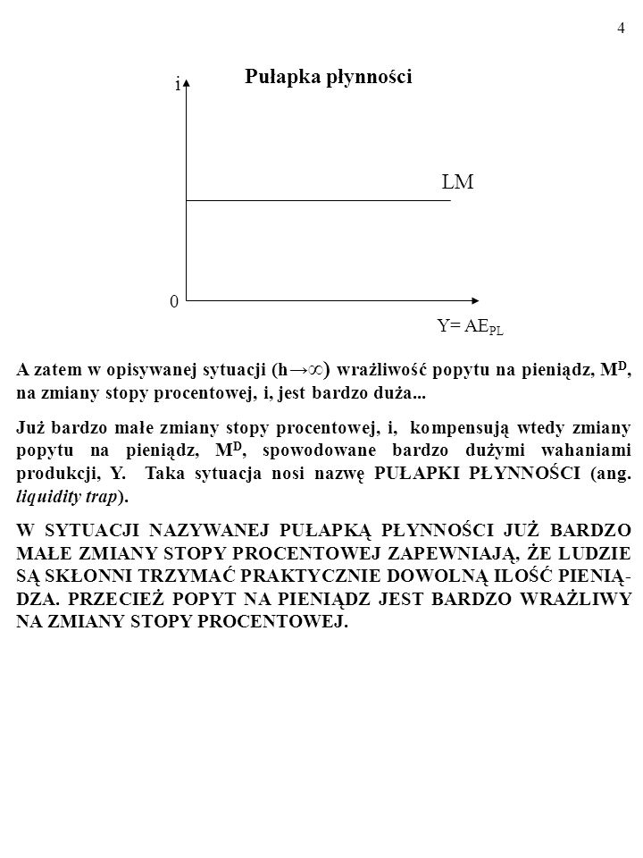 34 Ekspansywna polityka gospodarcza a struktura PKB.