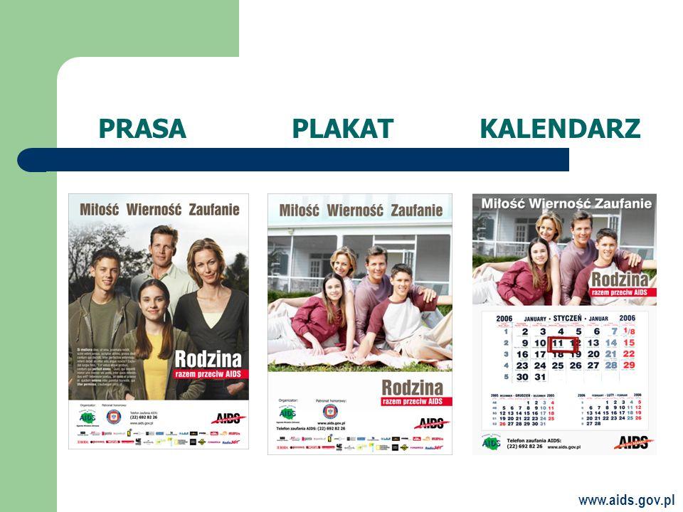 www.aids.gov.pl PRASAPLAKATKALENDARZ