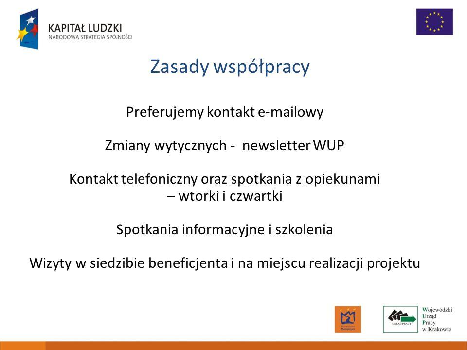 Opiekunowie umów 9.1.1 Gmina Korzenna Jolanta Koszyk tel.