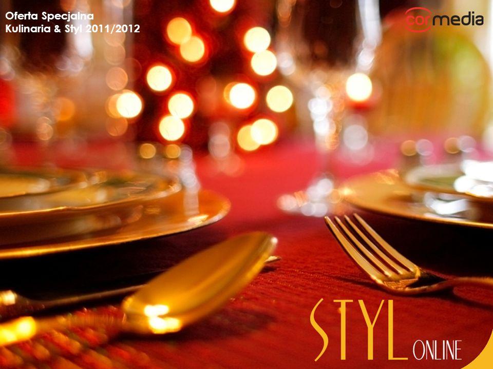 Oferta Specjalna Kulinaria & Styl Oferta Specjalna Kulinaria i Styl to propozycja przygotowana specjalnie dla klientów z branży spożywczej i FMCG.