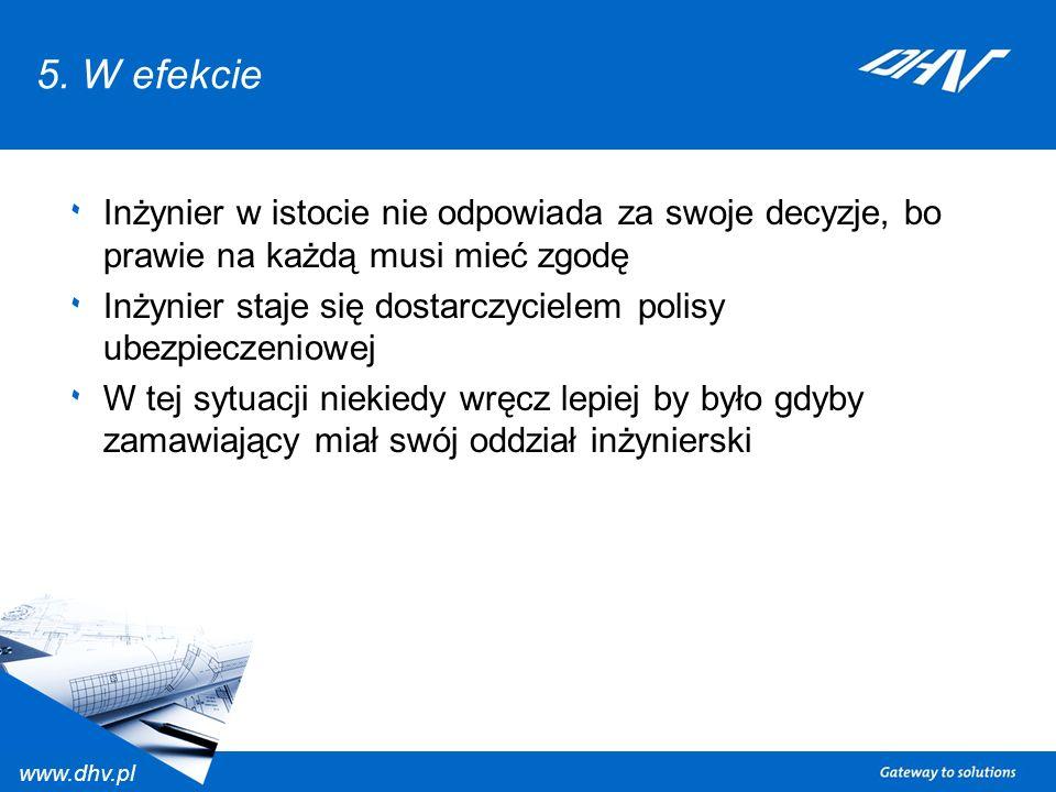 www.dhv.pl 16.Prawo polskie w zakresie zmiany ceny kontraktu: KC, cd.