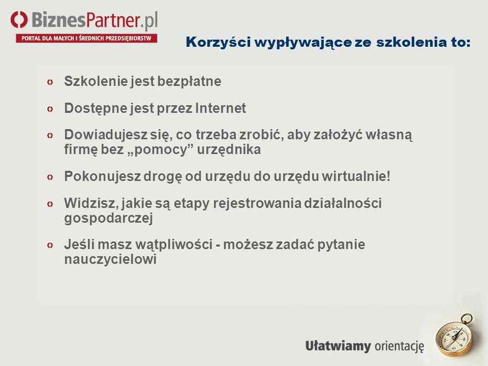 Partnerzy współtworzący portal www.biznespartner.pl MATRIX.PL Pro Futuro DORADCA www.signform.pl HRK NetTax Warszawska Grupa Inwestycyjna Informacyjna Agencja Radiowa Polska Korporacja Targowa Open Kontakt Jobpilot Pracuj.pl