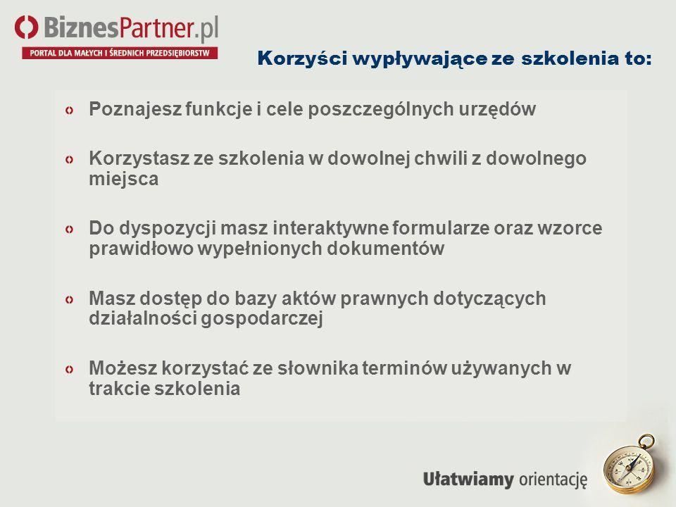 Projekt zgłoszony przez BiznesPartner.pl S.A.