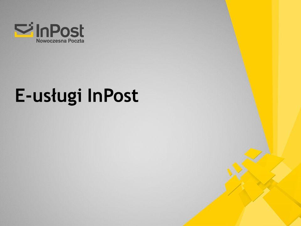 E-usługi InPost