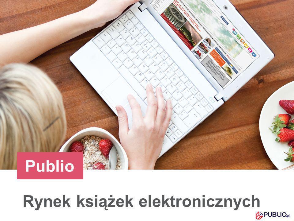 Rynek książek elektronicznych Publio