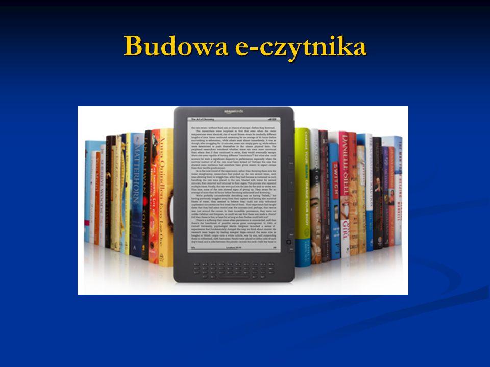 Budowa e-czytnika
