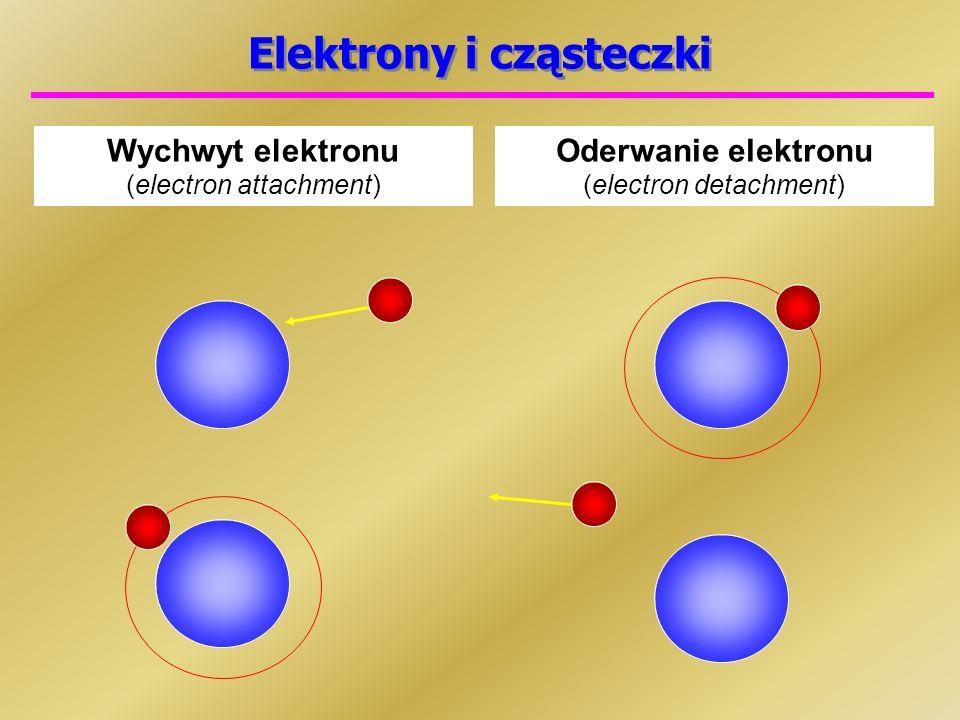 Przejściowe aniony molekularne D.Svozil, P. Jungwirth, Z.