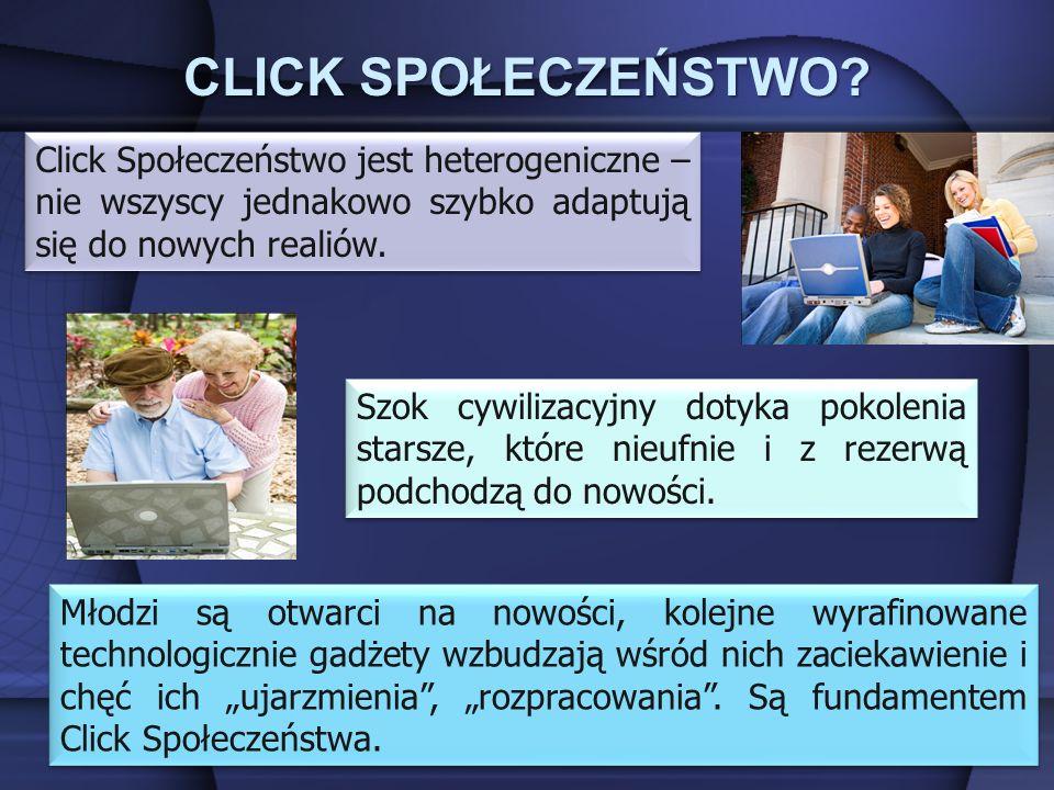 CLICK SPOŁECZEŃSTWO.