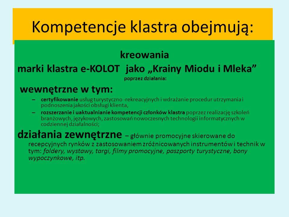 20 października 2010 KOLOT i Starostwo Powiatowe w Kluczborku zdobyli II miejsce w konkursie Samorządowy Lider Zarządzania 2010 za projekt: Utworzenie i innowacyjna działalność klastra turystycznego woj.