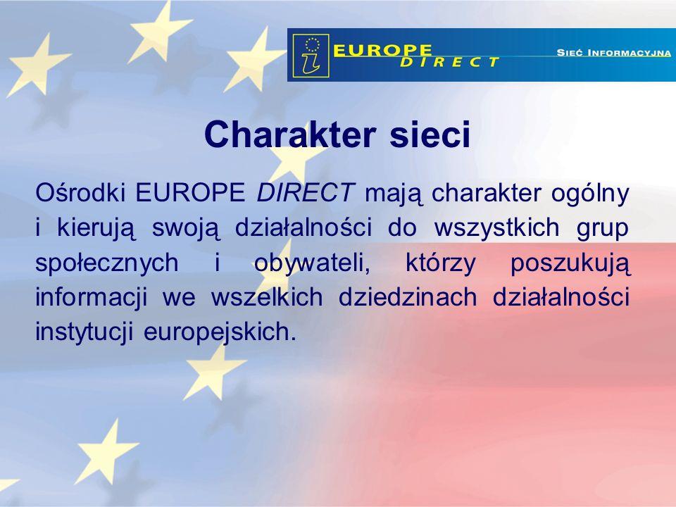 1) Signpost: Biuro Porad dla Obywatela http://europa.eu.int/citizensrights/signpost 2) SOLVIT: Skuteczne rozwiązywanie problemów rynku wewnętrznego - http://europa.eu.int/solvit 3) Twoja Europa - http://europa.eu.int/youreurope Informacje dla obywateli Informacje dla przedsiębiorców 4) EURES – Europejski Portal Mobilności Zawodowej http://europa.eu.int/eures Inne serwisy