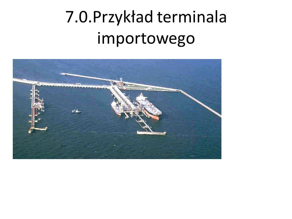 7.0.Przykład terminala importowego