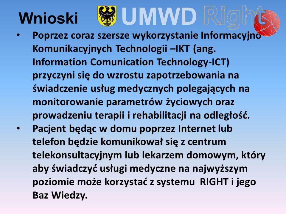 Poprzez coraz szersze wykorzystanie Informacyjno Komunikacyjnych Technologii –IKT (ang. Information Comunication Technology-ICT) przyczyni się do wzro
