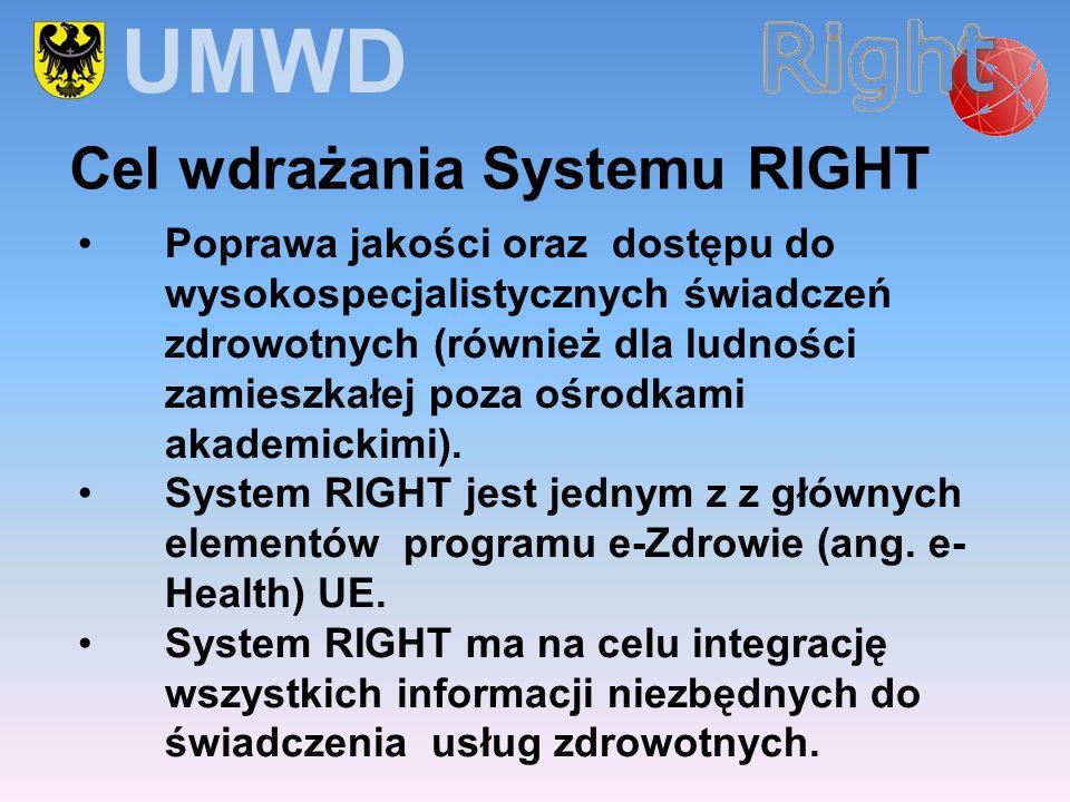 Poprawa jakości oraz dostępu do wysokospecjalistycznych świadczeń zdrowotnych (również dla ludności zamieszkałej poza ośrodkami akademickimi). System