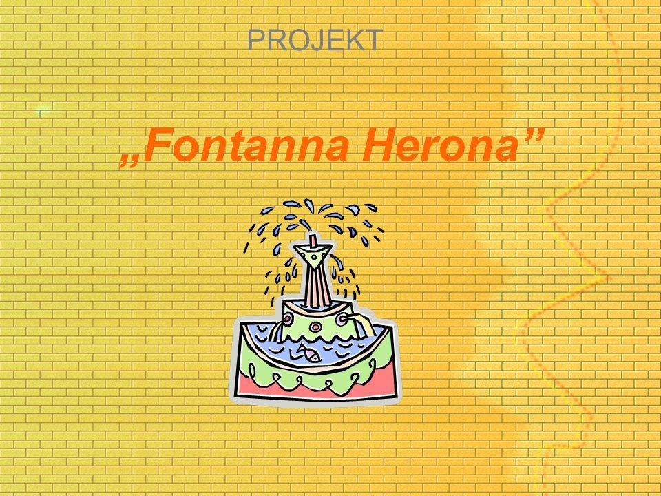 PROJEKT Fontanna Herona