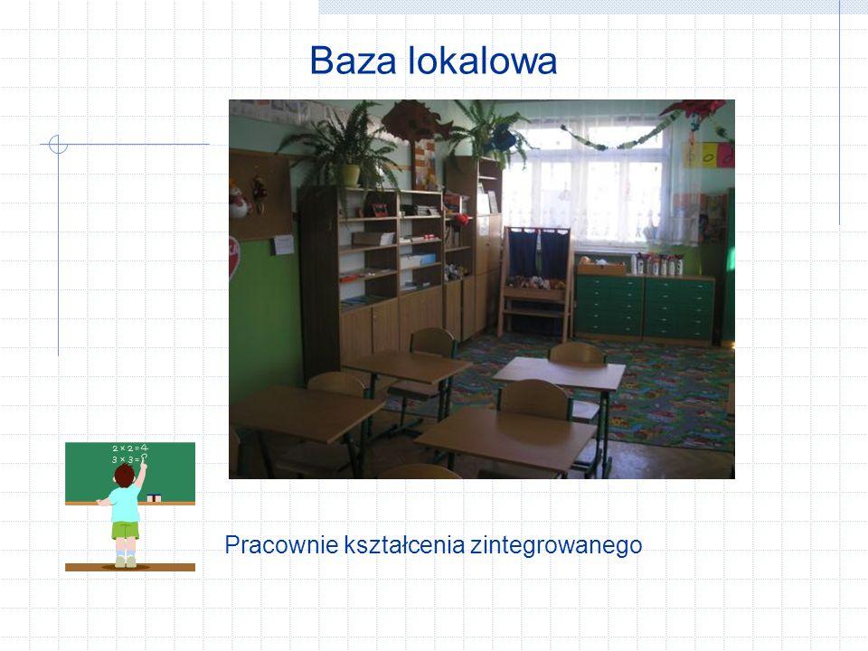 Sala dla przygotowania przedszkolnego