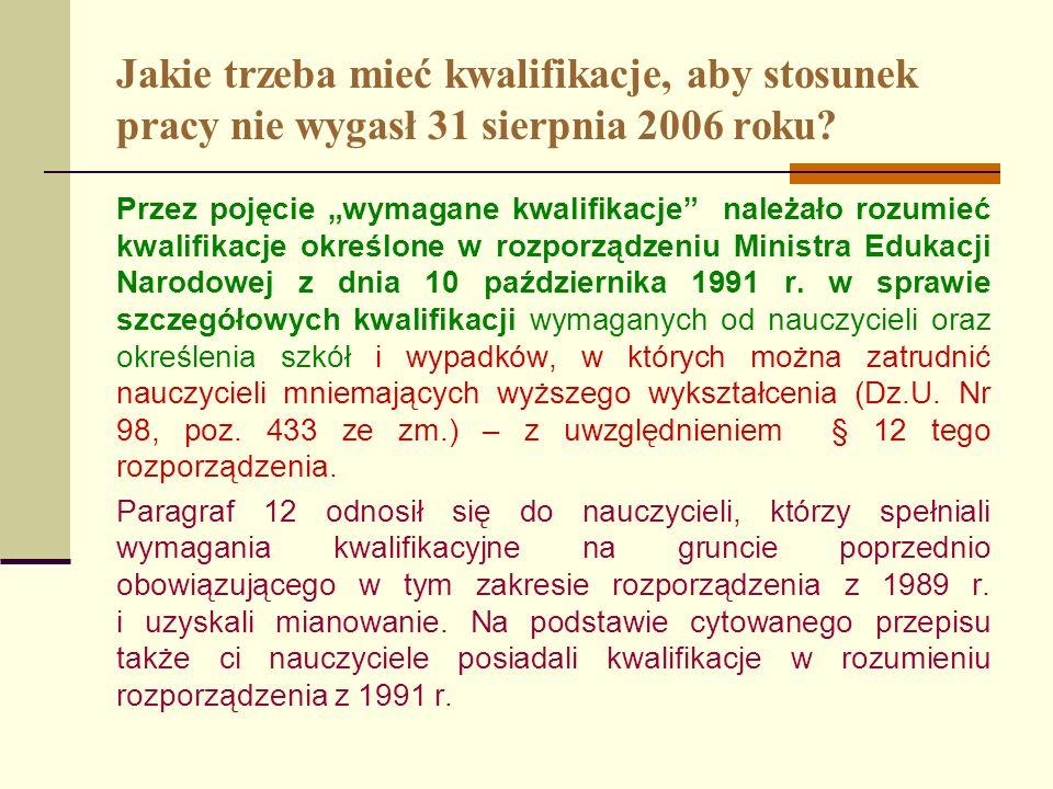 Obowiązujące wówczas rozporządzenie MOiW z dnia 24 sierpnia 1982 r.