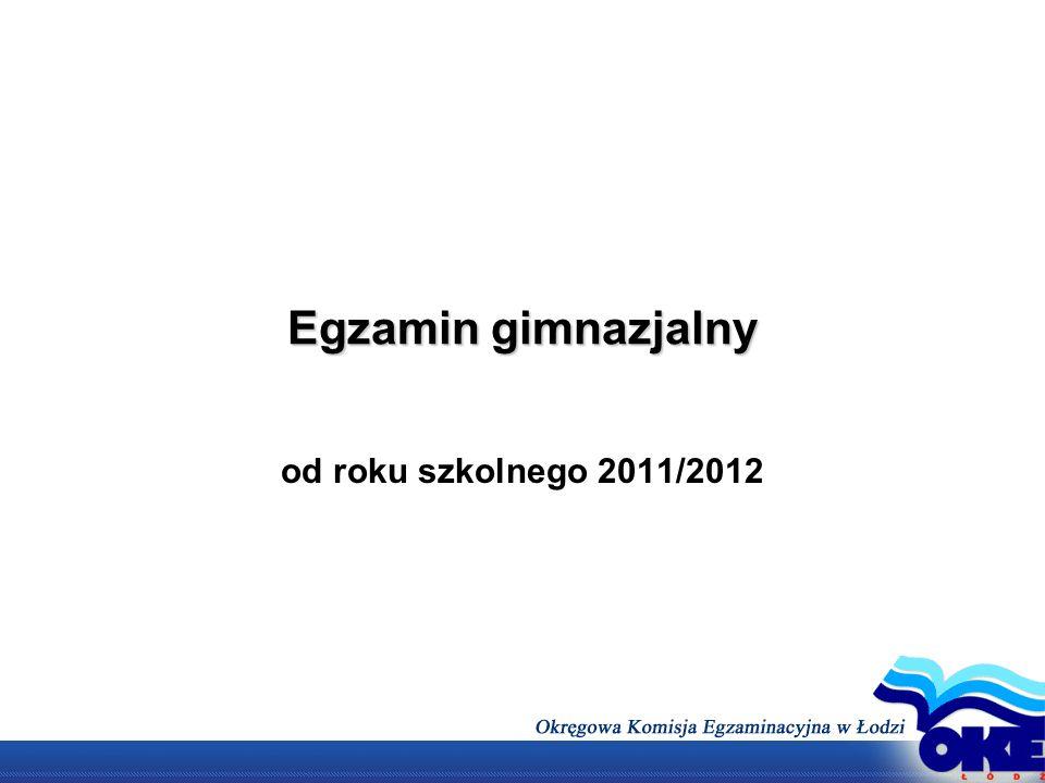 Wypracowanie na egzaminie 2011 Zadanie 29.