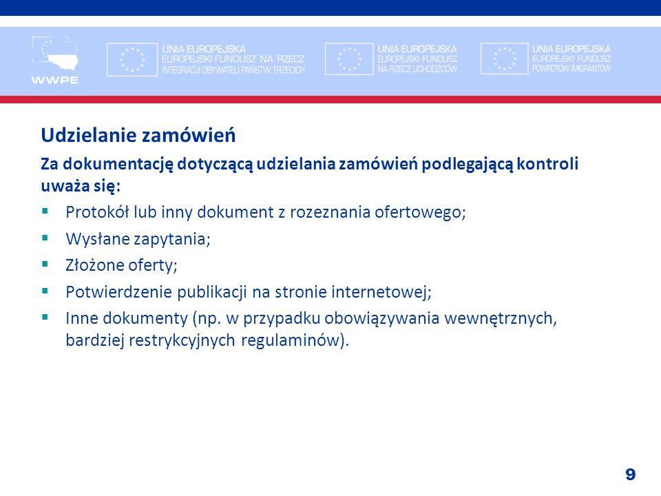 10 Udzielanie zamówień – przeliczanie kursu z PLN na EUR Do przeliczenia kosztów z PLN na EUR należy użyć średniego kursu NBP z dnia, w którym Beneficjent (Partner) wysłał lub zamierzał wysłać zapytanie ofertowe.