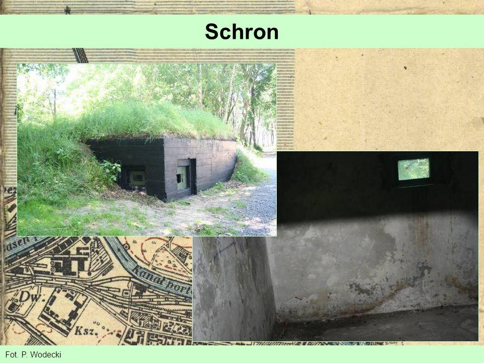 Schron Fot. P. Wodecki
