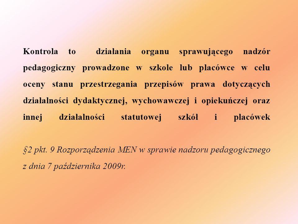 Szkoła prowadzi dokumentację - zalecenia Przestrzegać rozporządzenia Ministra Edukacji Narodowej i Sportu z dnia 19 lutego 2002 r.